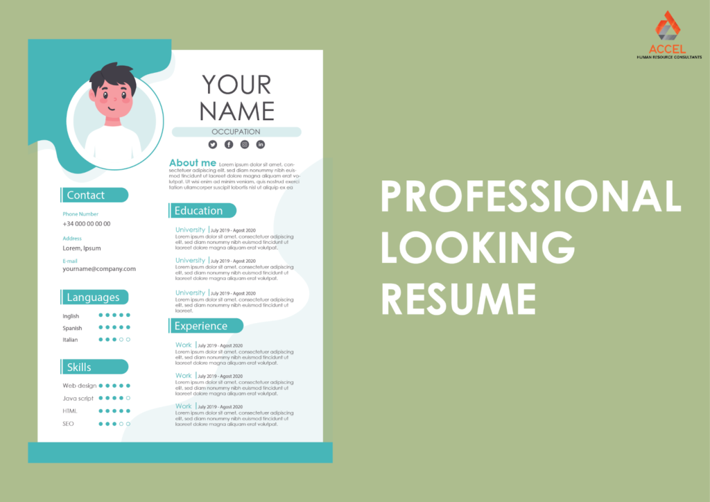 Professional Resume with Affordable CV Writing Service in Dubai - 3 things that professional resume services do for you